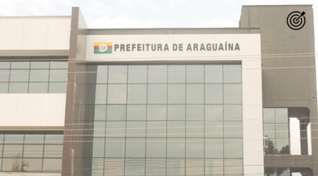 Concurso Prefeitura Araguaína TO 2020