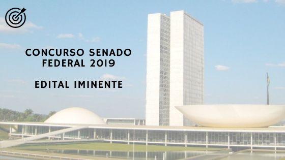 Concurso Senado Federal 2019