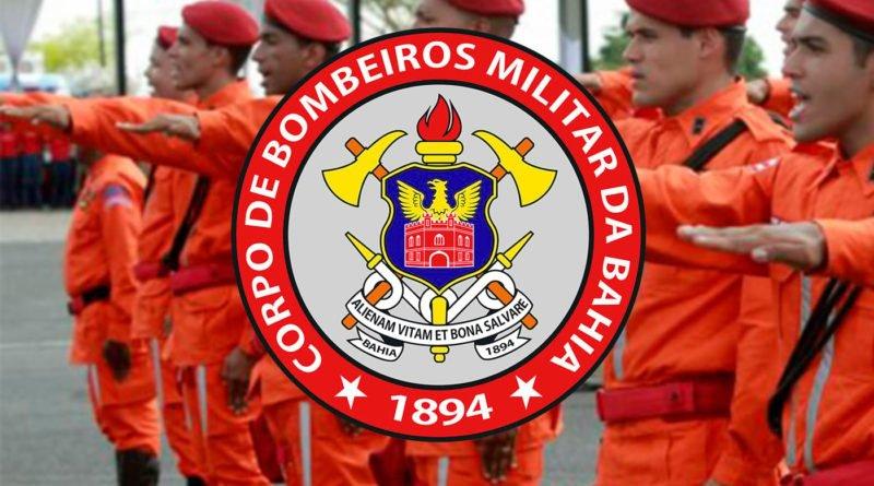 Concurso Bombeiro Bahia 2019