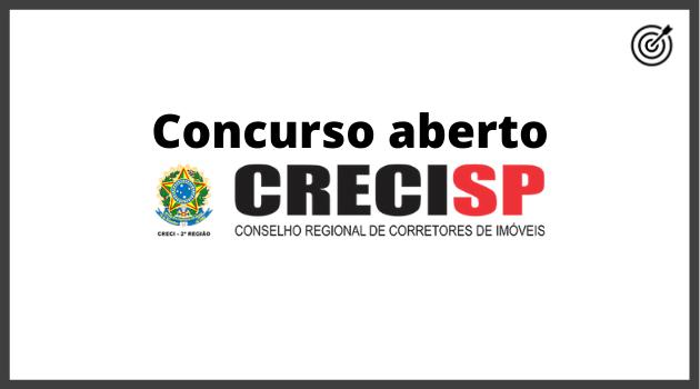 Concurso CRECI SP 2020