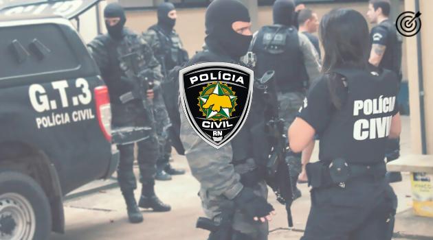 Concurso PC RN 2020 - PREVISÃO