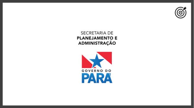 Concurso SEPLAD PA 2020