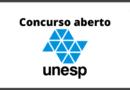 Concurso UNESP 2020