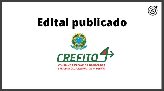 Concurso CREFITO 4 2020