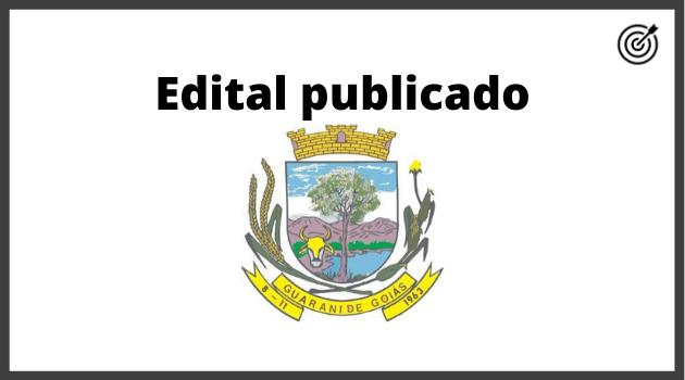 Concurso PREFEITURA DE GUARANI DE GOIÁS 2020