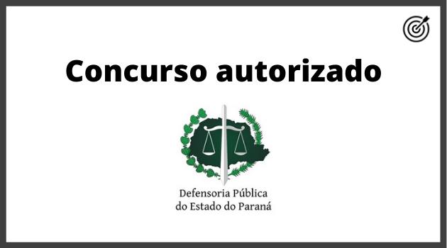 Concurso DPE PR 2020 - PREVISÃO