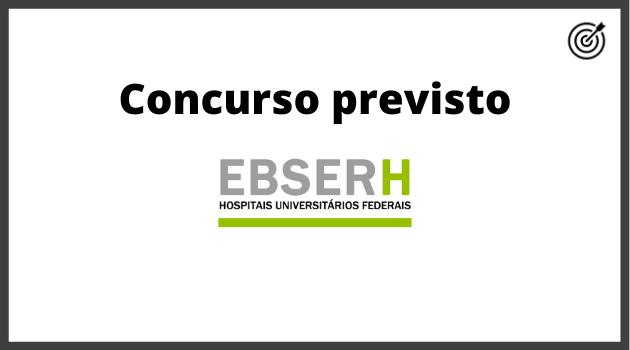 Concurso EBSERH 2 2020