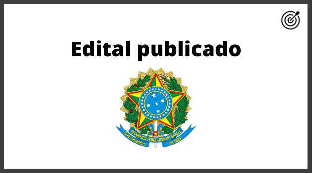 Concurso do Ministério da Justiça 2020