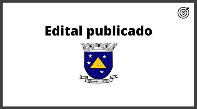 Concurso PREFEITURA DE ITAMARANDIBA MG 2020