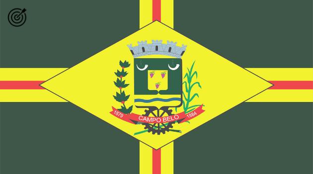 Concurso da PREFEITURA DE CAMPO BELO MG 2020